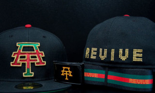 Amongst Friends x Revive | New Era Cap and Belt