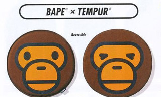 Bape x Tempur Milo Pillow