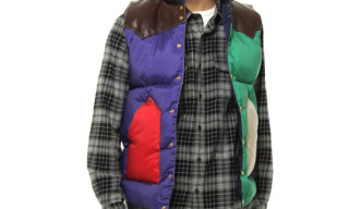 Beams x Rocky Mountain Featherbed Down Vest