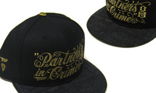 "Benny Gold x Rebel8 ""Partners In Crime"" New Era Cap"