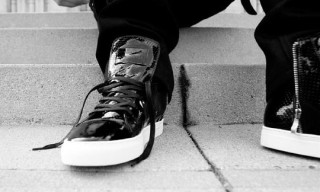 BlackScale x Android Homme Sneaker Preview