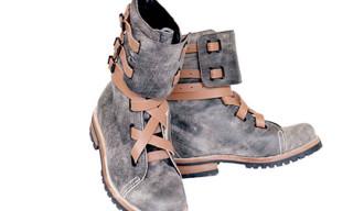 Camper x Bernhard Willhelm Boots