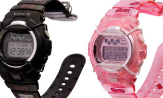 Casio x Sanrio Hello Kitty Baby-G