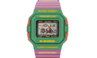 "Casio x Mackdaddy ""Mack Boyz Watch"""