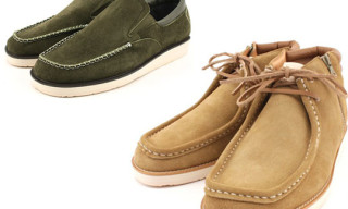 Cause Fall/Winter 2009 Footwear | Moccasin Slip-On and Side Zip Wallabee