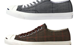 Converse Holiday 2009 Jack Purcell Glen Check Pack