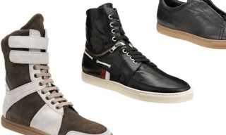 "Creative Recreation ""Made in Italy"" Fall/Winter 2009 Footwear"