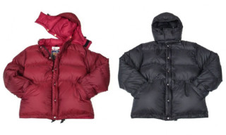 Crescent Down Works for DQM | Hooded Down Jackets
