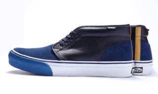 Deluxe x Vans Chukka Boot