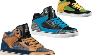 éS Footwear Erving