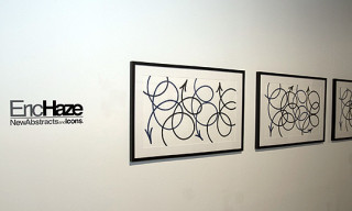 "Eric Haze ""New Abstracts and Icons"" Exhibition Recap"