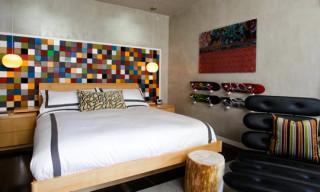 etnies Skate Room at La Casa Del Camino Hotel