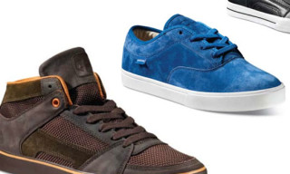 Etnies Plus Fall 2009 Footwear