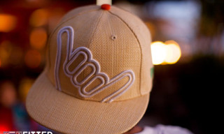 "Fitted Hawaii ""Shaka"" New Era Cap"