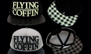 Flying Coffin Holiday 2009 Snapbacks