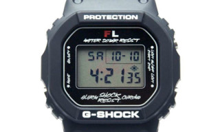 Futura Laboratories x G-Shock DW-5600