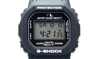 Futura Laboratories x G-Shock DW-5600