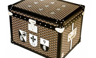 Goyard Trunk for The Black Sense Market