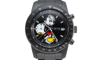 "JAM HOME MADE & ready made ""Secret Mickey"" Watch"