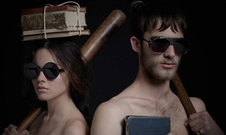 "Ksubi Eyewear 2010 Collection ""Book Club"""