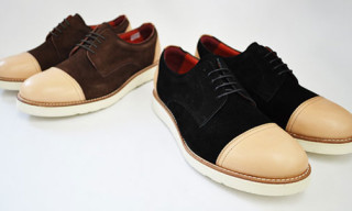 Lot Fall/Winter 2009 Footwear | Straight Tip and Oxford