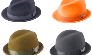 Marc Jacobs x Still Life | Langston Fedora and Lil Dap Fedora
