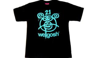 Mishka x Wellgosh 21st Anniversary T-Shirt