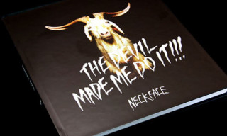"Neckface ""The Devil Made Me Do It"" Book"