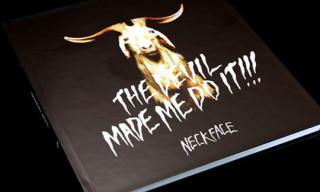 "Neckface ""The Devil Made Me Do It"" Book"