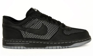 Nike Big Nike Low Black/Silver Metallic