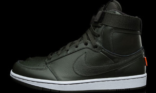 Nike Holiday 2009 Dynasty Hi QK | Dark Army Colorway
