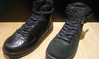 Nike Holiday 2009 Quickstrikes | Terminator Hi Perf PRM QS and Terminator Hi Belt PRM QS