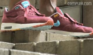 Nike x Parra Air Max 1 Preview