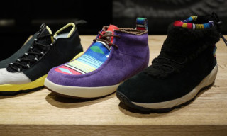 Nike Sportswear Holiday 2009 Mexican Blanket Pack | Air Macropus Lite and Air Baked Mid