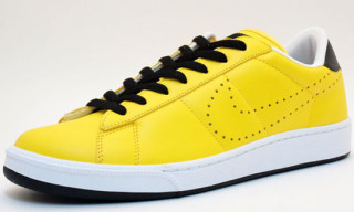 Nike Holiday 2009 Air Zoom Tennis Classic Yellow/Black