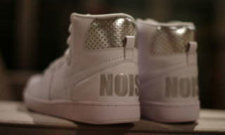 "Nike Sportswear x fragment design Terminator Hi ""Noise"" 