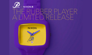 Nixon x Primitive Rubber Player