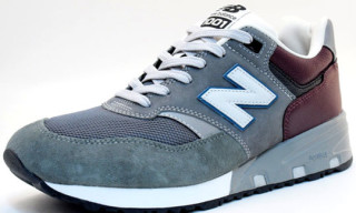 Oshman's x mita sneakers x New Balance CM1001 History Gradation