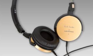 Paul Smith x Audio-Technica Headphones