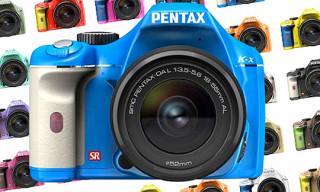 Pentax K-x: 100 Colors 100 Styles