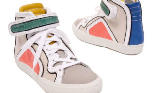 "Pierre Hardy Spring/Summer 2010 ""Colorama"" Sneakers"