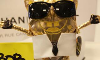 Sponge Bob Figurine by Karl Lagerfeld