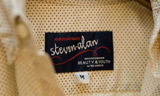 Steven Alan for Beauty & Youth Capsule Collection