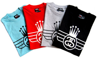 Stussy x Wellgosh 21st Anniversary T-Shirt