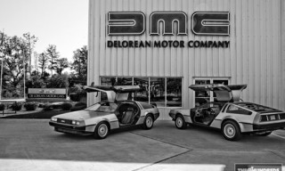 The Hundreds Announce Collaboration With Delorean Motor Company