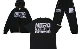 Undefeated x Nitro Microphone Underground x Masterpiece