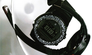 Undercoverism x Wired h Watch