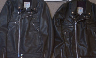 Undercoverism Leather Biker Jackets