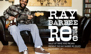 Vans Vault Ray Barbee Re-Issue Release Party