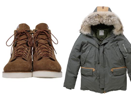 Visvim Fall Winter 2009 Collection Beard Boots Folk And
